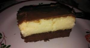 Édes grízes sütemény