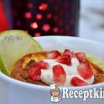 Citromos soufflé pudding -paleo 2