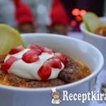 Citromos soufflé pudding -paleo 3