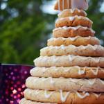 Kransekake, norvég ünnepi sütemény - paleo