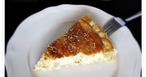 Ricottás-mascarponés torta