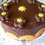 Csoki torta Marcsi konyhájából 1