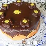 Csoki torta Marcsi konyhájából 3