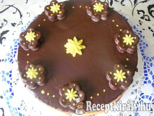 Csoki torta Marcsi konyhájából
