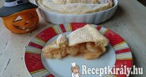 Őszibarackos pite Maja konyhájából