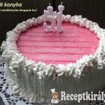Puncs torta Tündi konyhájából 1