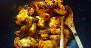 Barbecue csirkeszárnyak Szandra konyhájából