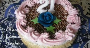 Eszterházy torta Marcsi konyhájából