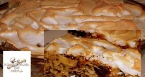 Habos mákos tészta