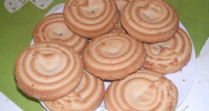 Olasz mandulás keksz