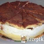 Franciakrémes torta 1