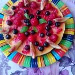 Gyümölcsös sajttorta Marcsi konyhájából 2