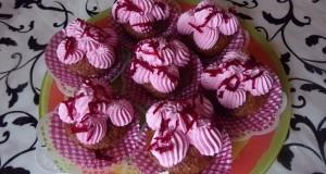 Bársony muffin