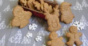 Karácsonyi mézes keksz