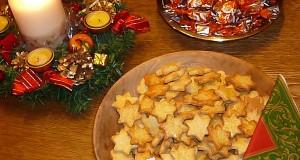 Karácsonyi teasütemény