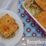Gombás csirkés pite Nigellától 3