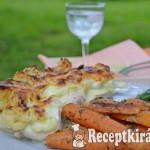 Krémes karfiollal rakott csirkemell - paleo 2