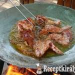 Szőlősgyöröki tárcsás húsok 1