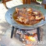 Szőlősgyöröki tárcsás húsok 2