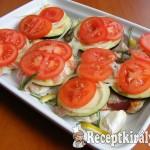 Mediterrán csirkemell burgonya chips-el 1