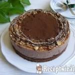 Nutellakrémes torta 1