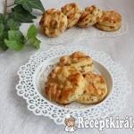 Káposztás-sajtos pogácsa 2