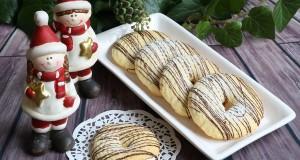 Omlós vaníliás karika