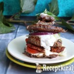 Lila burger 2