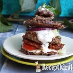 Lila burger 3